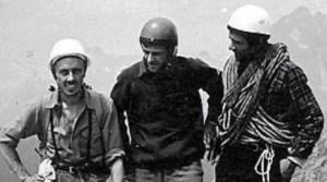 Milo Navasa, Claudio Dal Bosco e Franco Baschera