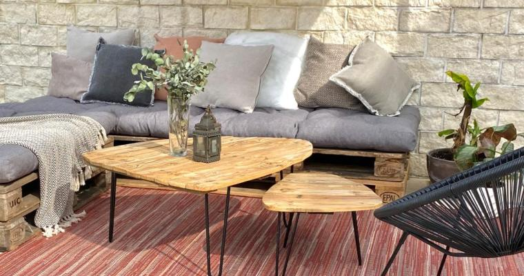 DIY °11 – Tables basses gigognes en bois de palettes