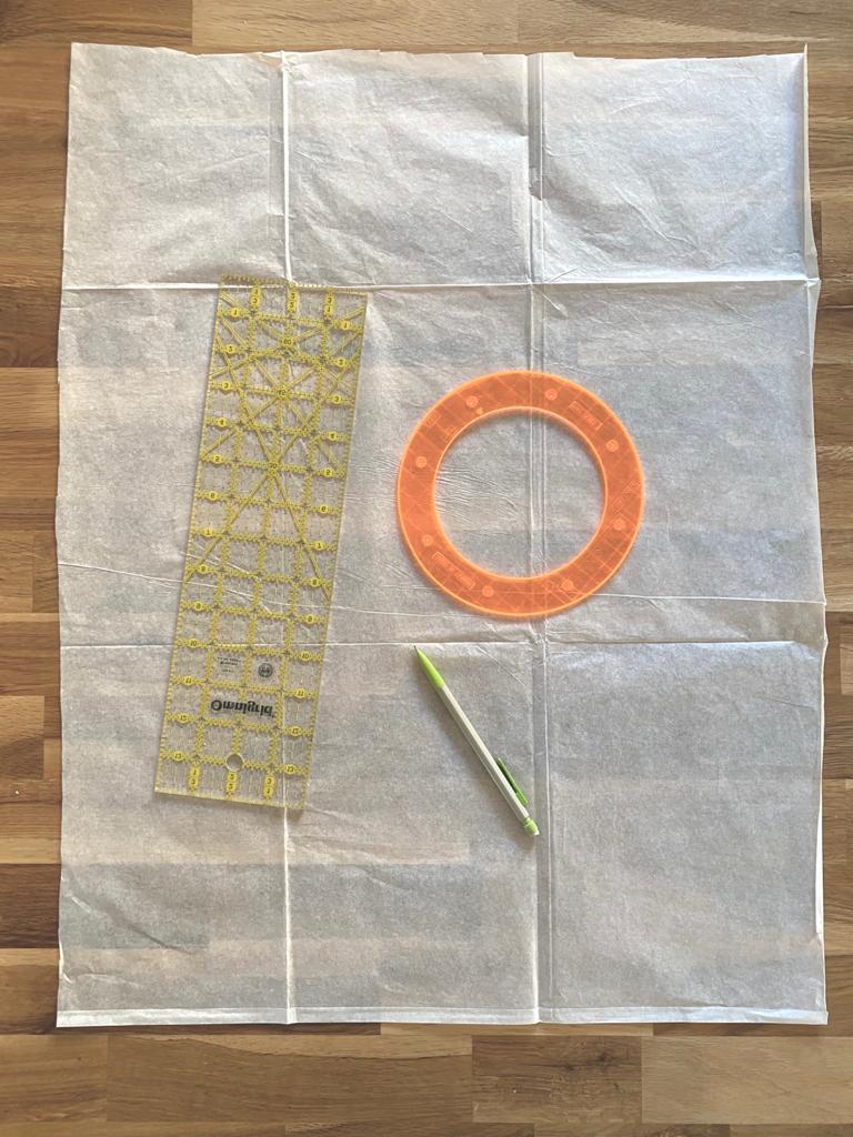 DIY réaliser un tableau géométrique en relief