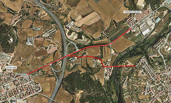 S'adjudica la redacció del projecte per construir una via ciclista del nucli a Torroella de Baix