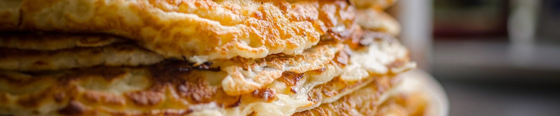 Pancakes express en 2 minutes chrono