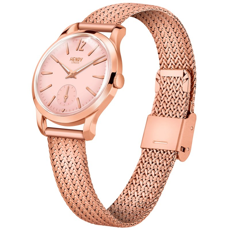 Montre Henry-London SHOREDITCH (HL30-UM-0164) pour FEMME 2