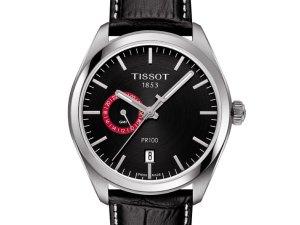 Montre Tissot PR 100 DUAL TIME (T101.452.16.051.00) pour HOMME