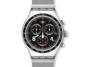 Montre Swatch BLACKIE S YVS401GB pour HOMME