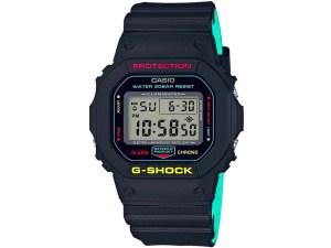 Montre Casio G-SHOCK DW-5600CMB-1DR pour HOMME