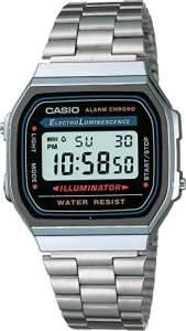 Casio Collection Montre Unisexe A168WA