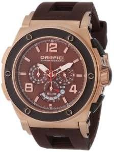 Orefici Mixte ORM1C4809 Regata Chonomètre Strong Bold Powerful Italian Montre