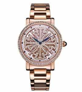 Montre diamant-britannique femmes mode , 2