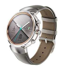 Asus ZenWatch 3 Smartwatch 1,39″ Bluetooth Argent/Beige