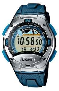 Casio – W-753-2AVEF – Montre Homme – Multifonction – Quartz digitale – Bracelet résine