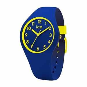 Ice-Watch – ICE ola kids Rocket – Montre bleue pour garçon avec bracelet en silicone – 014427 (Small)