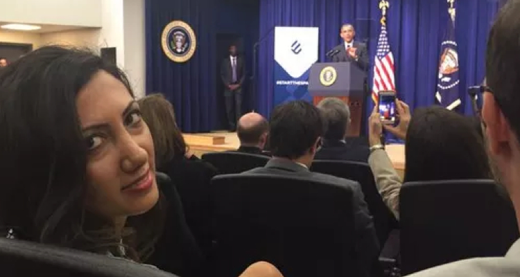 Seamless Planet participates in first-ever White House demo day