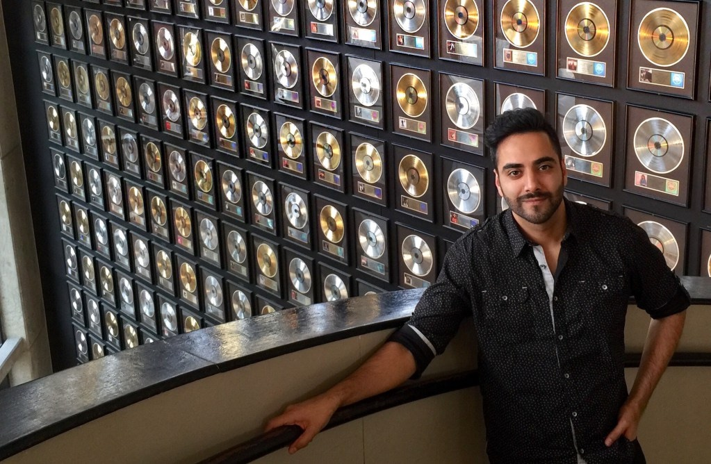 Kam Lal makes a hit in Nashville with Notetracks