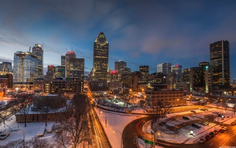 Montreal named Intelligent Community of the Year