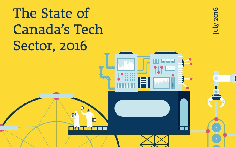 Report: Quebec leads Canada in tech sector employment