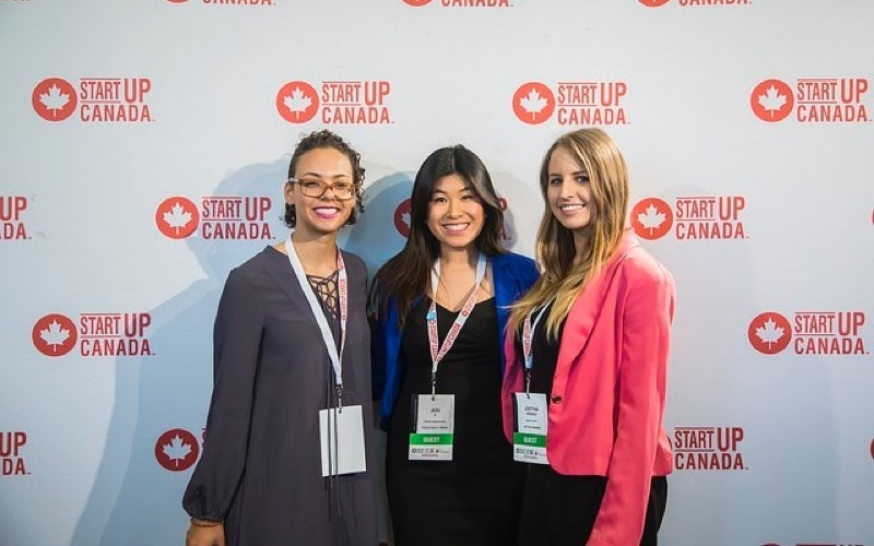 Startup Canada, Evolocity Financial launch Women Founders Fund