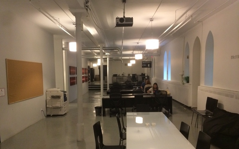 The Coworker: Le Salon 1861 blends history with social impact