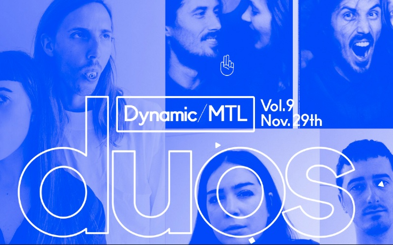 WATCH: Dynamic/MTL's 'Creative Duos & Collaboration'