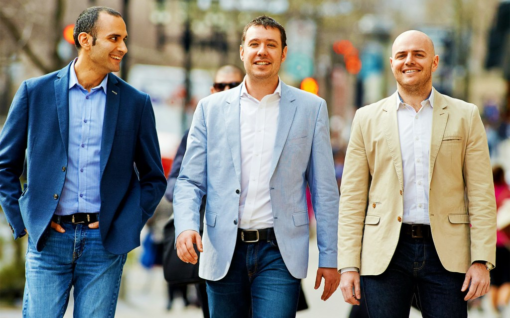 Ex-Google, Yahoo guys launch management consulting firm