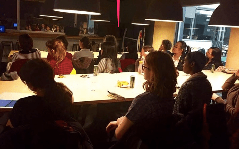 Montreal all-girl hack night announces first meetup of the new year