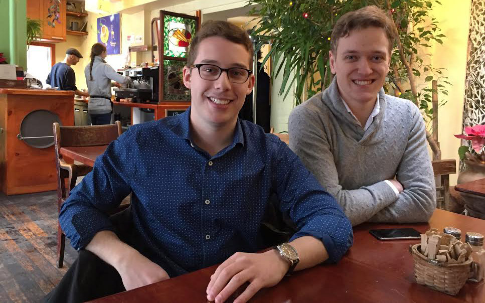 Entrepreneurs Under 25: Retinad's Samuel Poirier and Anthony Guay