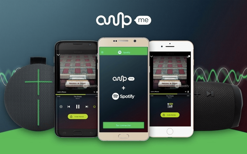 AmpMe announces Spotify integration