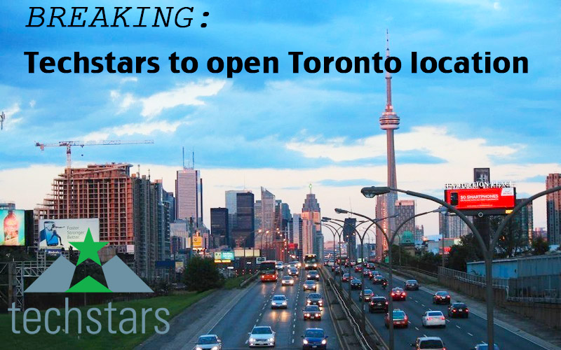 Techstars is expanding to Toronto with help from Real Ventures