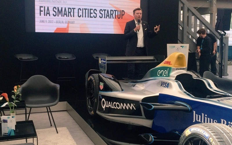 FIA Smart Cities Startup contest offering up $100,000 USD prize in midst of city's first Formula E race