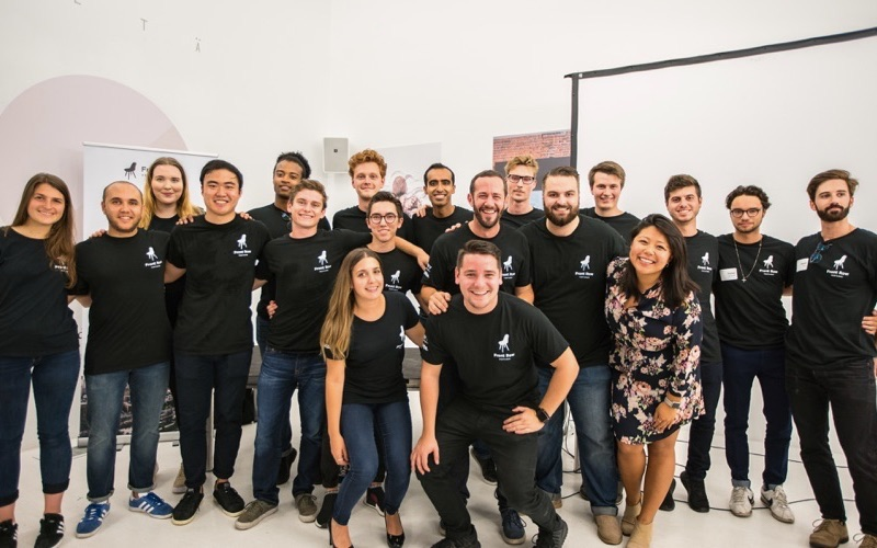 Front Row Ventures launches first student-run VC in partnership with Real Ventures