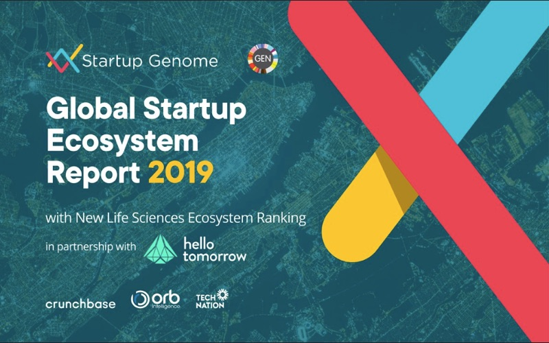 How did Montreal do in the Global Startup Ecosystem Report?