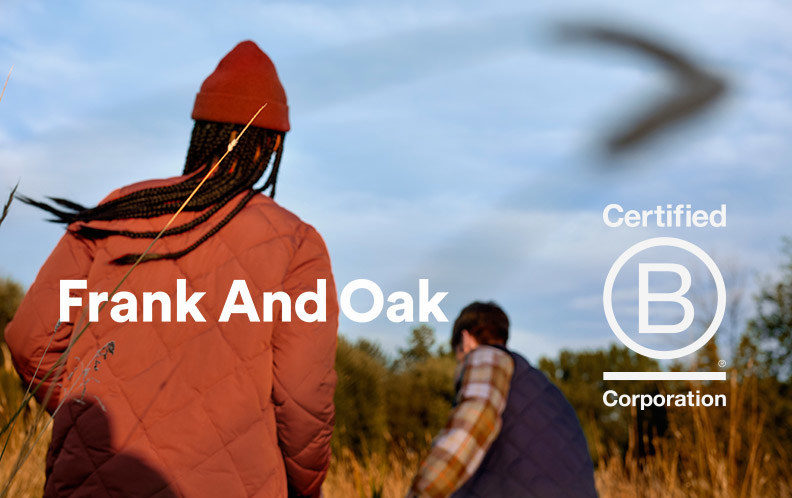 Frank And Oak Seeks Protection From Creditors
