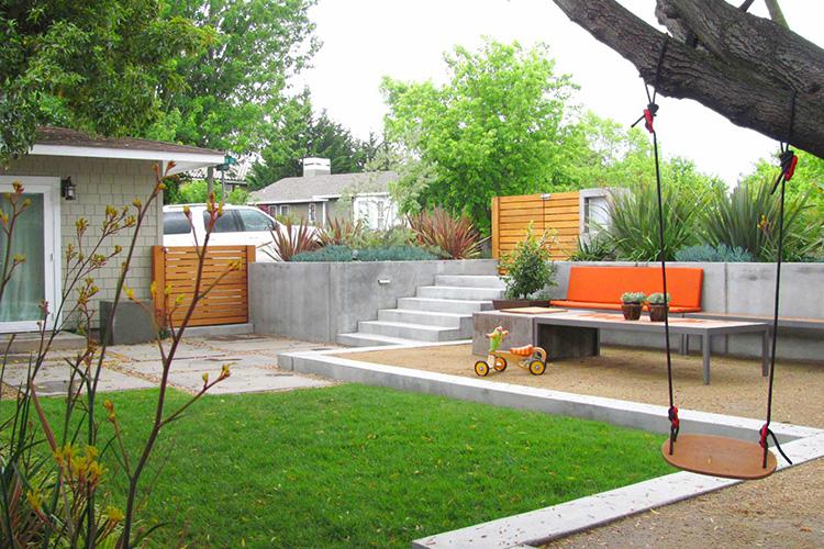 Modern Backyard Design Ideas - Montreal Outdoor Living on Modern Backyard Landscape Ideas id=47538