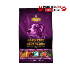 Wholesome Blend   Montreal pet food Wholesome Blend for dog     LID Salmon