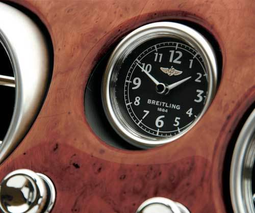 Breitling et Bentley poursuivent leur route… commune