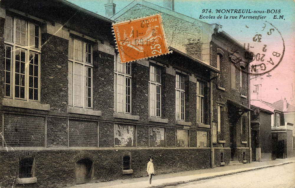 ville de montreuil la naissance des