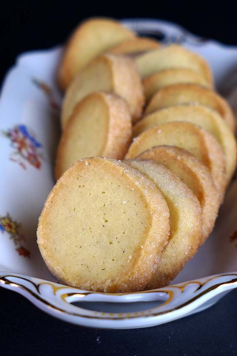 galletas de mantequillas