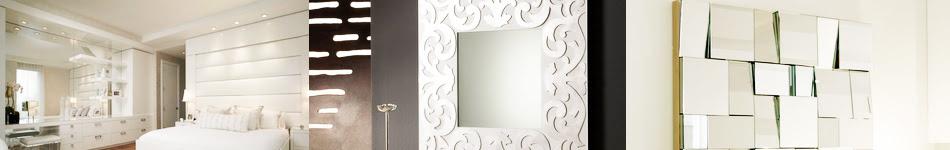 miroir avec film de protection sur