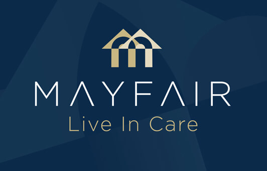 Mayfair Live in Care Logo