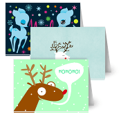 Dear Deer, Christmas & Holiday Cards