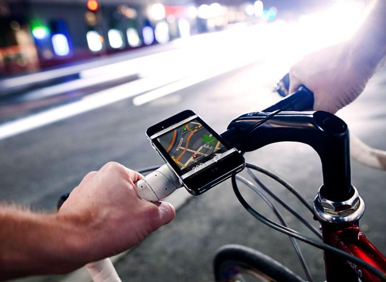 App steuert Fahrrad-Gangschaltung