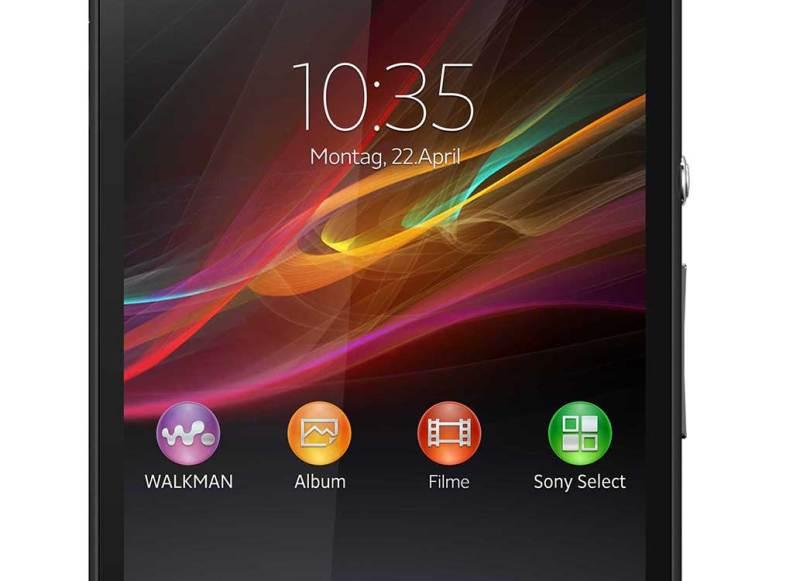 CES: Sony Mobile stellt Xperia Z vor [Video]