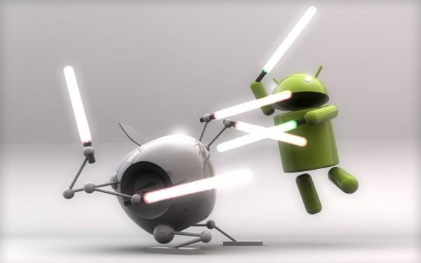 Android und iOS bilden Duopol bei mobilen Betriebssystemen