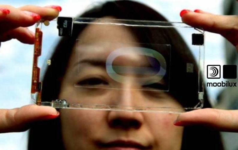 Gerücht: Komm zum MWC13 das erste voll transparente Smartphone?