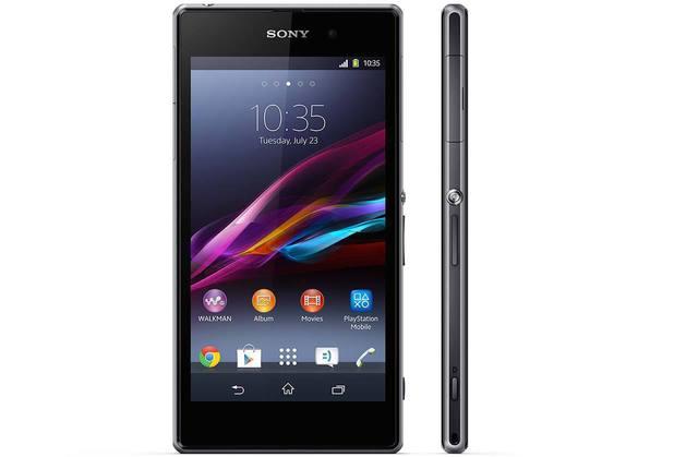 IFA13: Sony stell Xperia Z Nachfolger Xperia Z1 vor