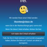 Blackberry Messenger auf dem Google Nexus 4. (Foto: moobilux.com)