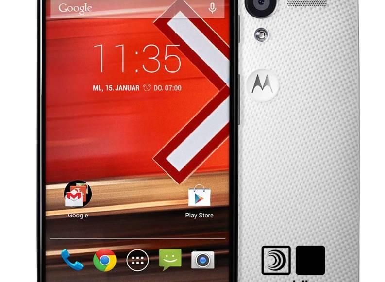 Update: Motorola startet das Moto X für Europa