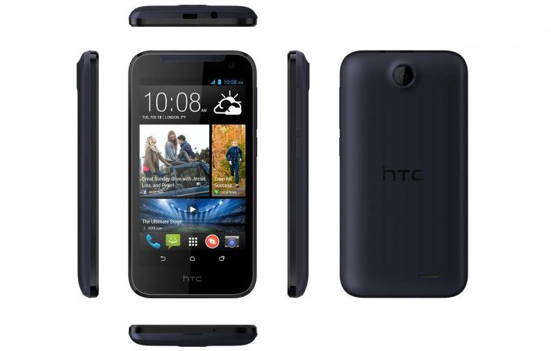 HTC Desire 310 eröffnet Kampf um die Einsteigerklasse