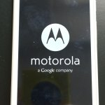 Das Motorola E (Foto: moobilux.com)