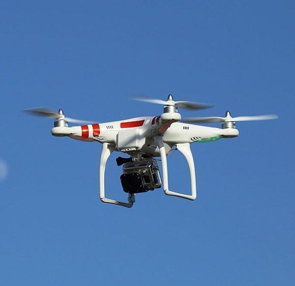 Forscher entwickeln Drohnen Abfangjäger