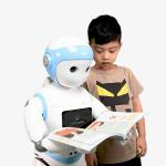 """Roboter Nanny """"iPal"""" soll zukünftig die Kinder hüten. (Foto: AvatarMind)"""